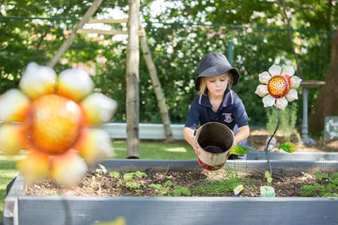 St Margaret's operates a five-day, co-educational Pre-Prep program during school term.