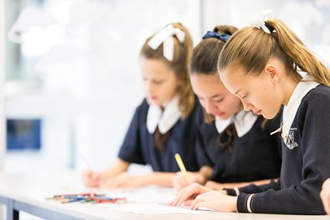 St Margaret's offers a broad, balanced and flexible curriculum, designed to promote an optimal learning environment for each student.