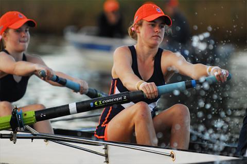 St Margaret's rowing