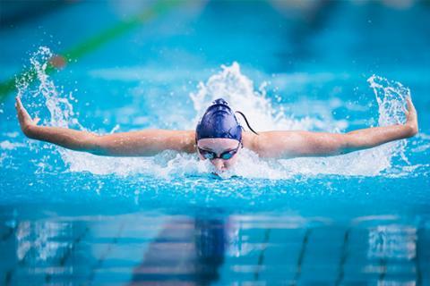 St Margaret's swimming