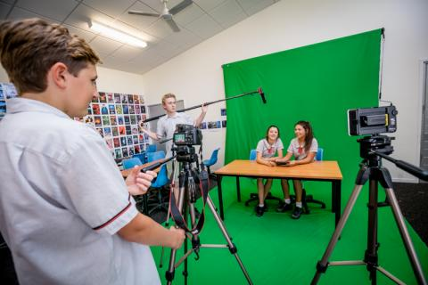 Film making has become one of our most popular subjects