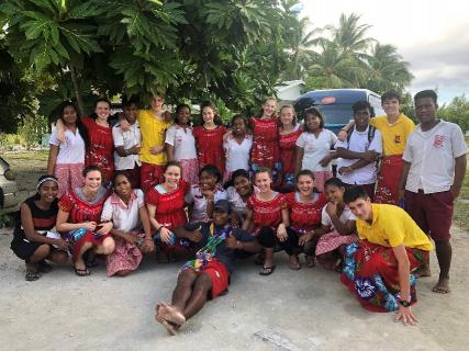 Kiribati immersion trip