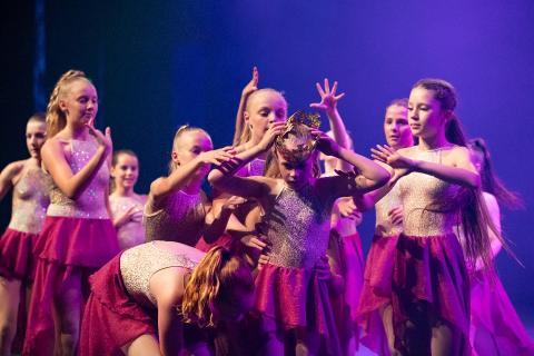Junior Dance Troupe