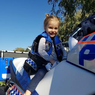 Police visit to Early Learning Centre