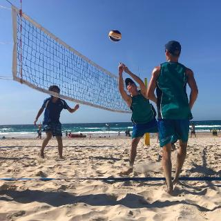 Beach Volley competition