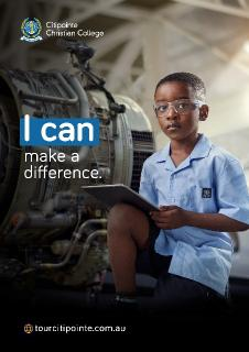 I can make a difference.