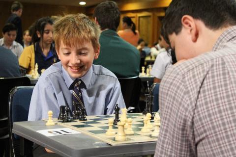 St Columban's Chess competitor.jpg