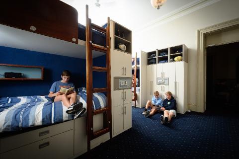 Boarding Rooms