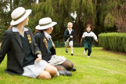 Penrhos College is a Uniting Church day and boarding school for girls, Pre-Kindergarten to Year 12.