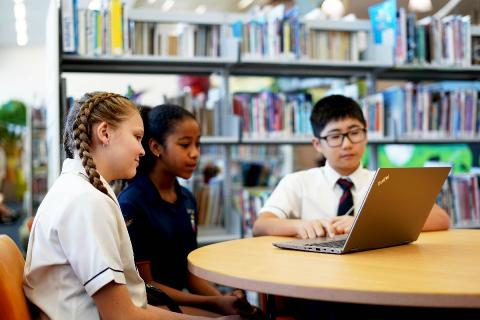 BYOD technology programs compliment classroom learning