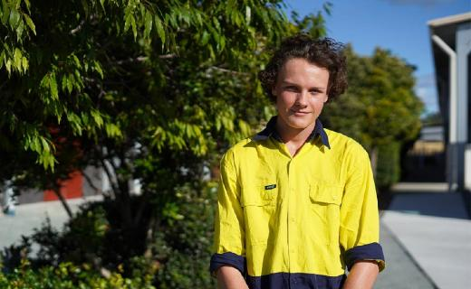Livingstone's Vocational Excellence Program provides a specialised vocational learning pathway for senior students