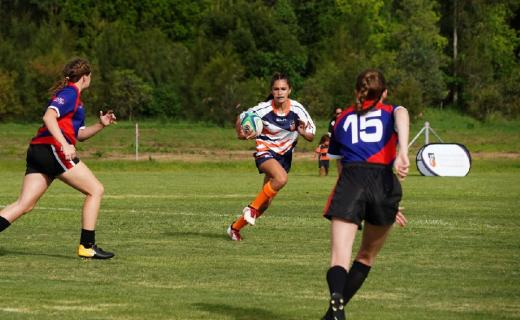 Rugby 7s is one of Livingstone's premier sport programs