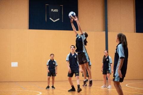 Senior School Volleyball