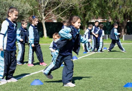 Junior School Physical Education