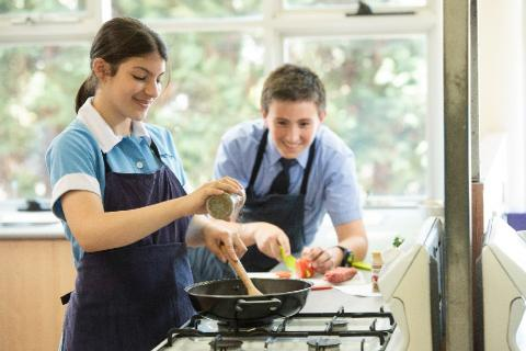 Senior School Food Technology