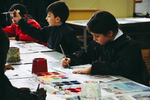 Junior School Art