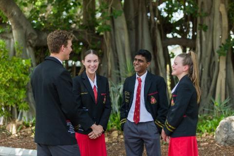 RGS School Captains 2020