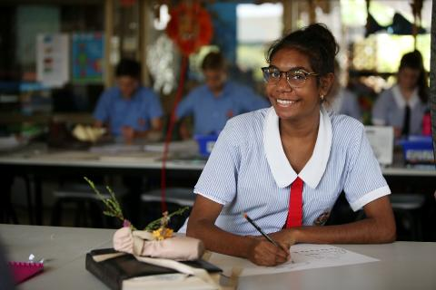 The School offers a strong Scholarship and Bursary program