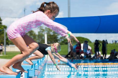 Primary Interhouse Swimming Carnival 2020
