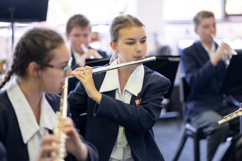 Music at Northholm Grammar