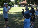 AFL Development Clinic 2010