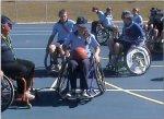 Wheelchair Basketball 2010