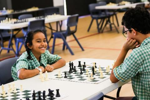 NQ Interschool Chess Competition 2020