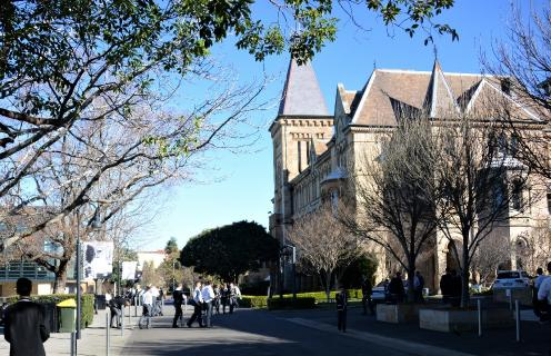 Newington College Stanmore campus