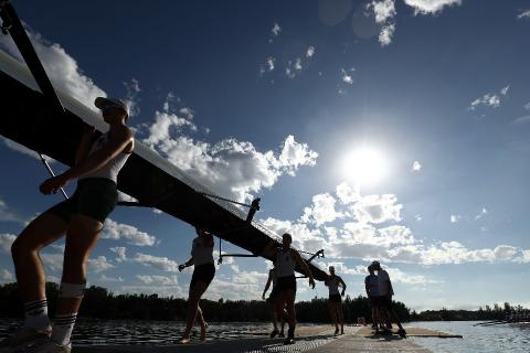 Newington College Rowing