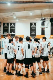 Newington College Volleyball