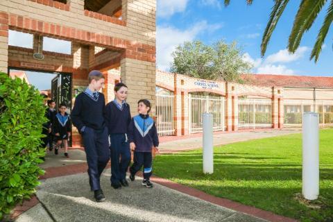Primary School entry