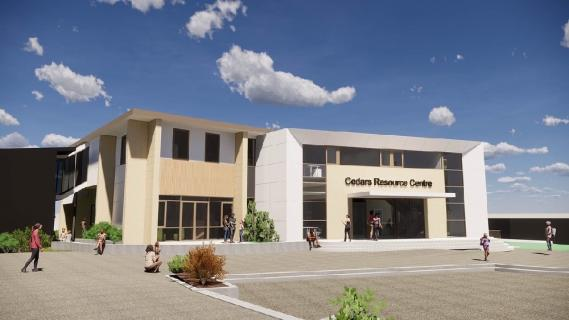 New Resource Centre - Opens end 2021