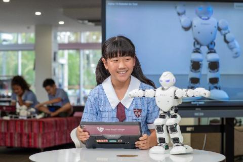 Year Five robotics
