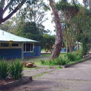 Our beautiful school grounds create the ideal learning environment