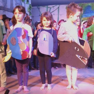 Students of all ages have a role in the school performance