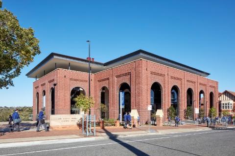The Centenary Library