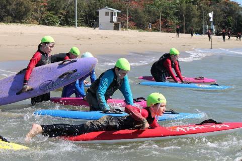 Surf Lifesaving Program