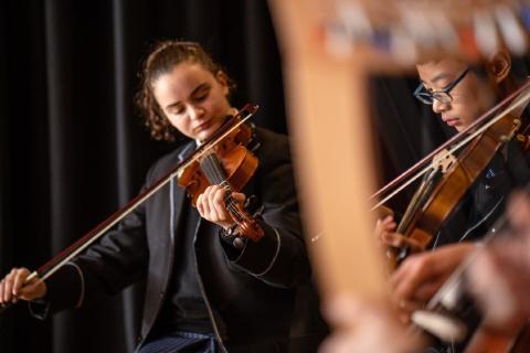 Music at Alphington