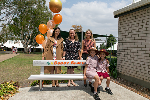 Belmont Private Hospital MBC Buddy Bench 713